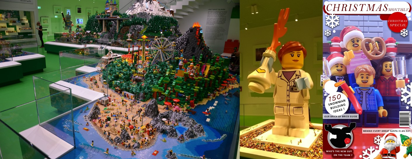 My holiday visit to Lego House | Under Construction