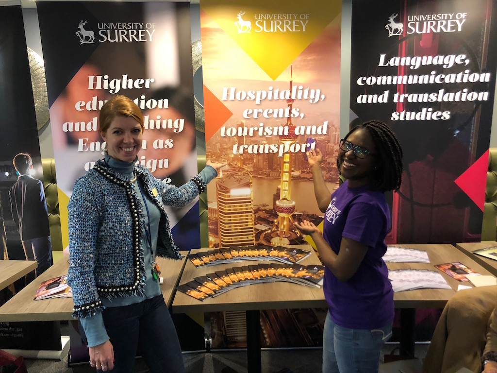 International Student Ambassador University of Surrey