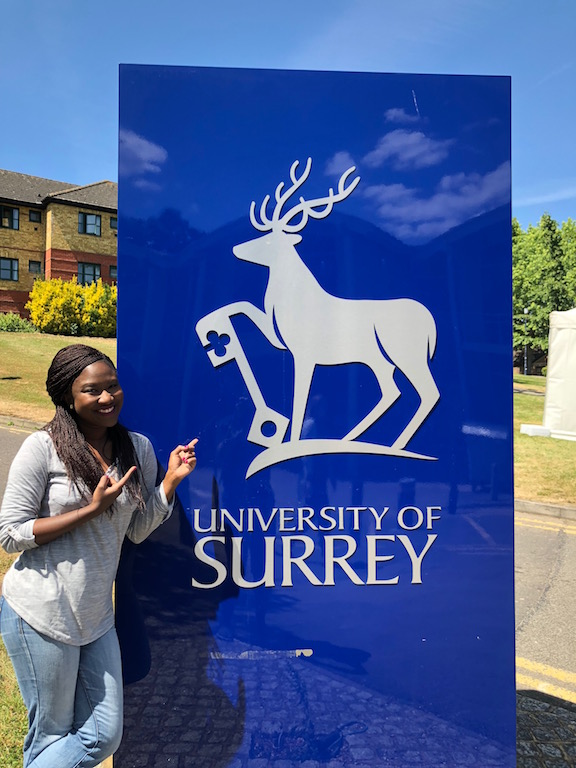 Summer at the University of Surrey