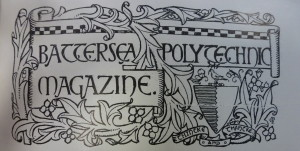 Battersea Polytechnic Magazine November 1914