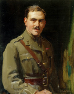 Lieut. F H Johnson R.E, VC