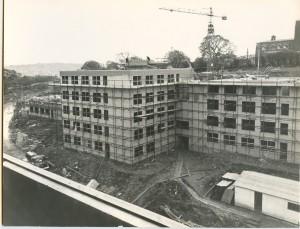 Academicbuilding construction c.1968