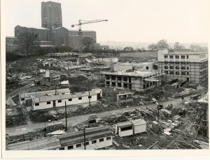 Construction Site c.1968