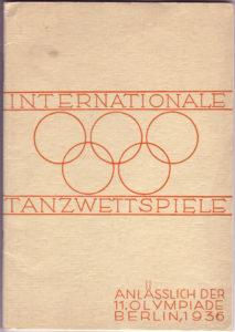 Ref: L/N/3 - Berlin Olympics 1936