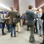 Drinks reception at Smyth Symposium