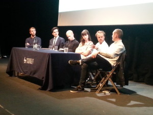 'Careers in the Arts' panel