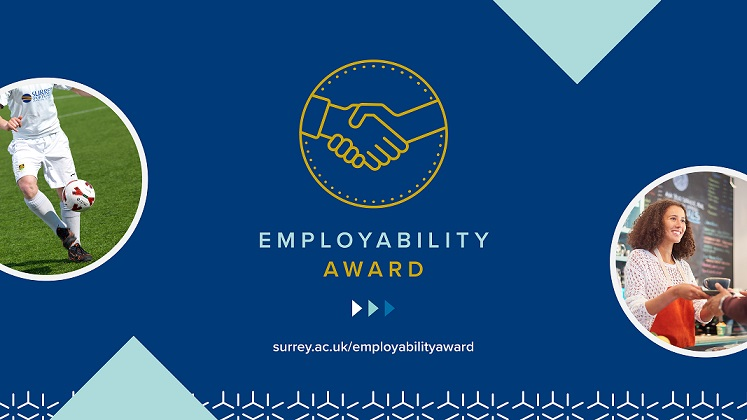 poster for employability award