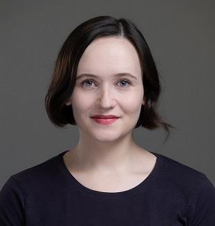 A headshot of Hannah Finnimore