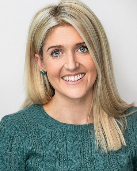 Portrait of GSA graduate Kelsie McDonald