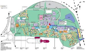 University Map (personal.ee.surrey.ac.uk, 2005)