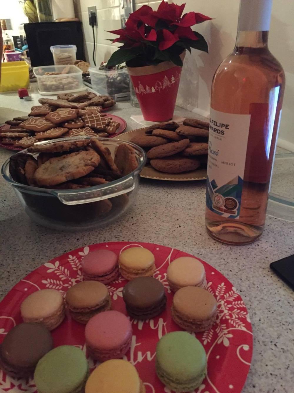Christmas Cookie Exchange Surrey Meets Canada