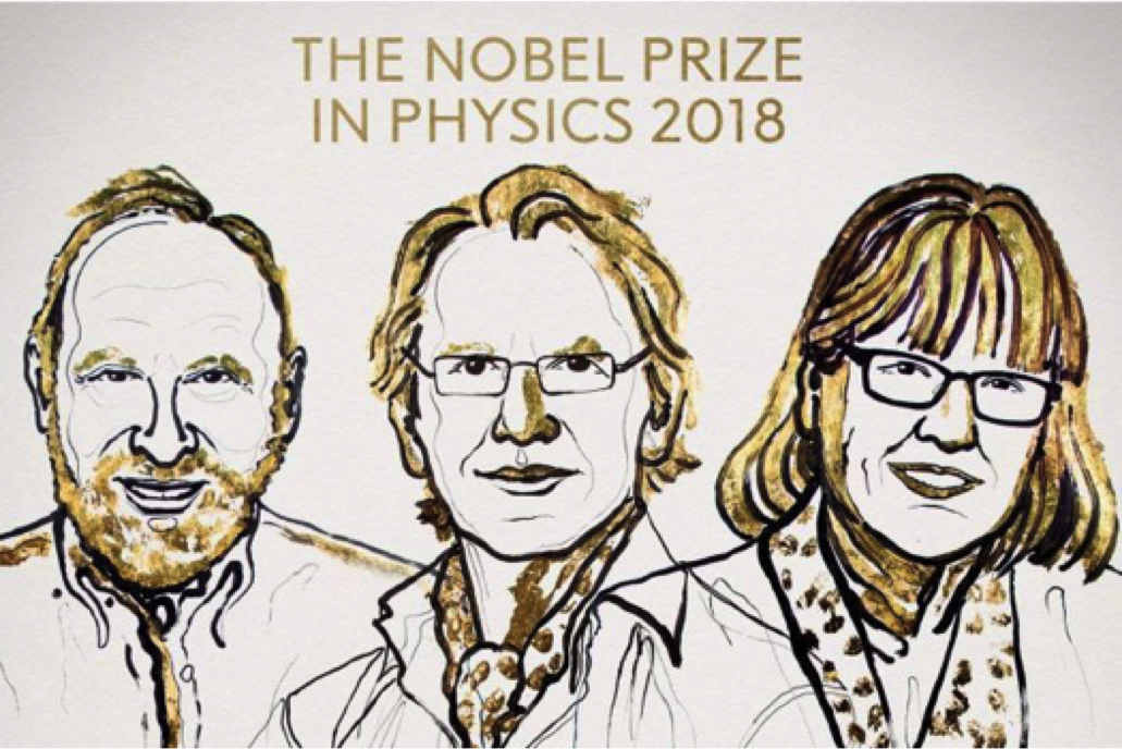 [2018 Physics Nobel Prize]