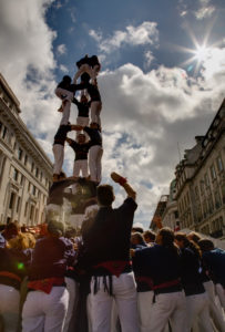 human_tower_regent_st_london