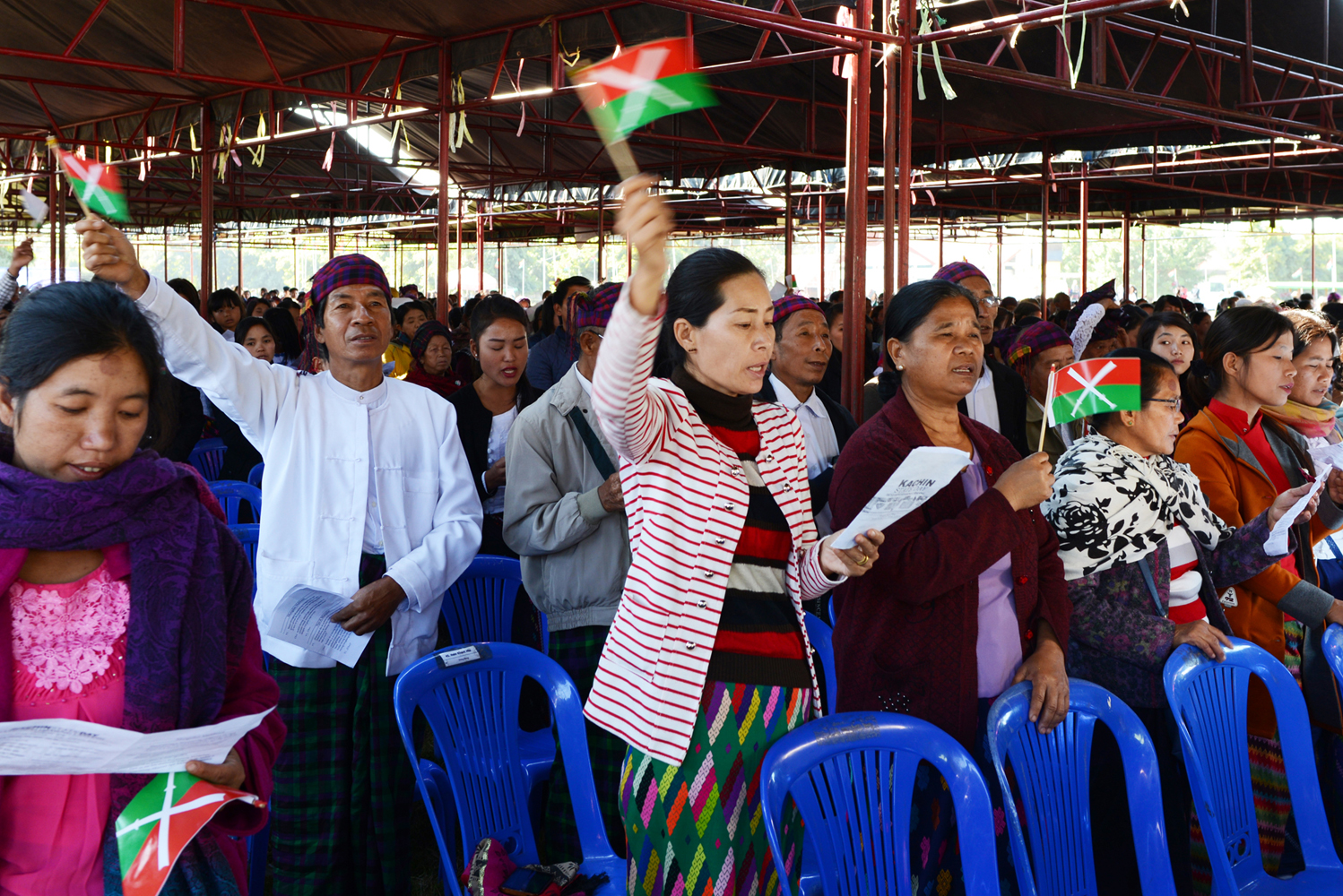 Kachin State Day celebrations