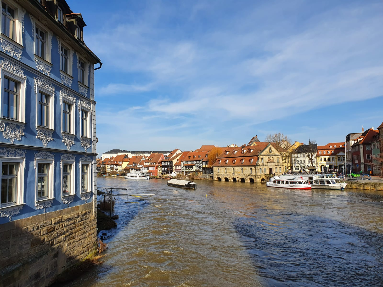 Image of Little Venice in Bamberg
