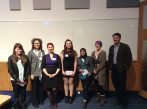 BPS student conference 2014