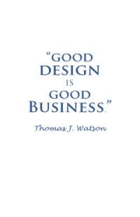 Gooddesignisgoodbusiness