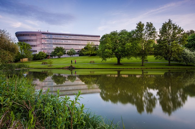 University of Surrey Lakside