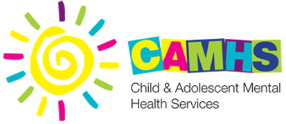 An image of the CAMHS logo