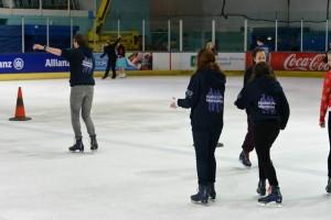 Mentors Ice Skating
