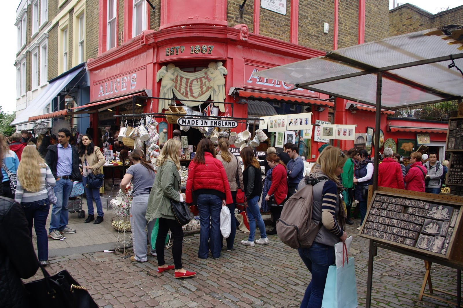 All Restaurants And Bars In Camden Town
