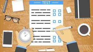Nên làm thử các bài test online trước khi làm assessment chính thức của các công ty